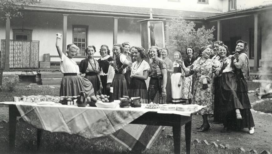Augusta F O'Malley Womens Club Gypsy Party 2