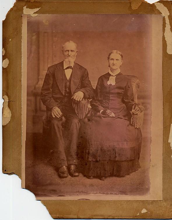 Harmon & Lucretia Nichols