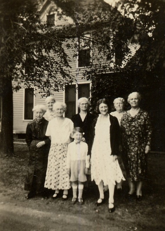 Mary McKendry Nichols, Katherine McKendry and others